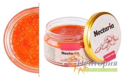 Взбитый мед с ягодами годжи