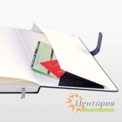 Записная книжка 15,7х21см Lanvin серая