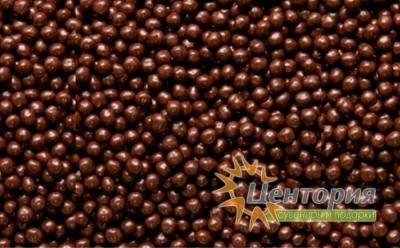 Шоколадная икра. Темный Шоколад.110 грамм