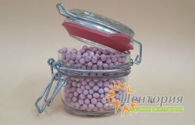 Шоколадная икра. Цветной Шоколад. 110 грамм