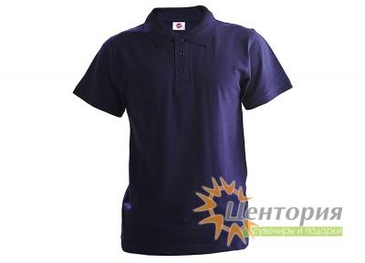 Рубашка Поло, фиолетавая