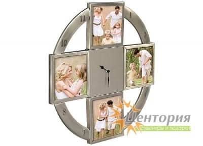 Фоторамка-часы Tessin