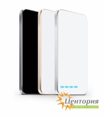 Powerbank 4300WHITE