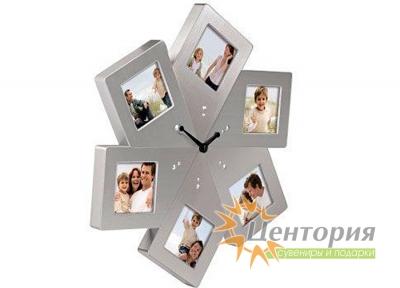 Фоторамка-часы Vienna