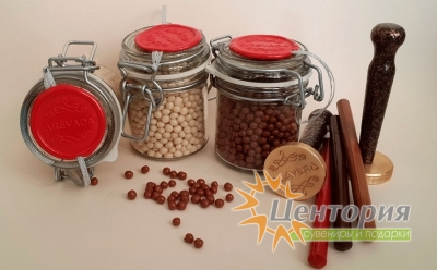 Шоколадная икра. Белый Шоколад. 160 грамм