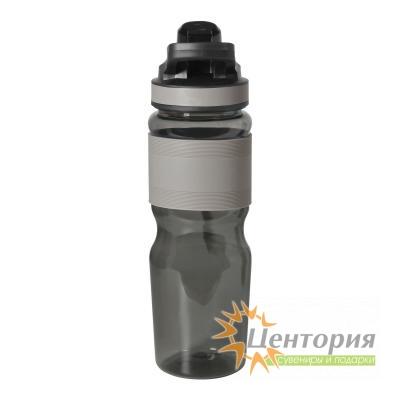 Спортивная бутылка Corsa, 650ml, серая