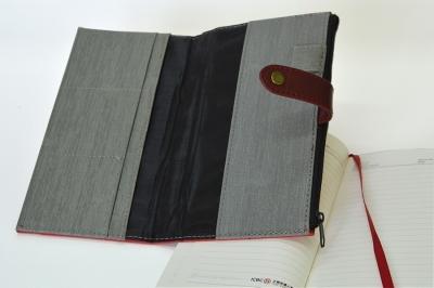 Ежедневник Портфолио под ткань А6 формат