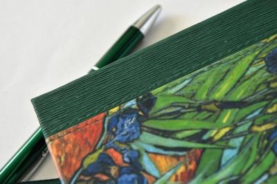 Ежедневник А6 формат с печатью по материалу