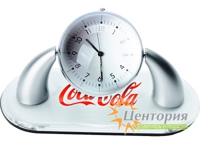 Часы. Обратная сторона часов и подставка предназначены для вставки фотографии