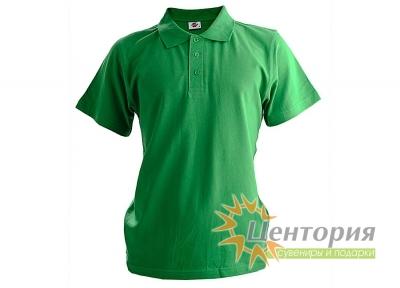 Рубашка Поло, зеленая