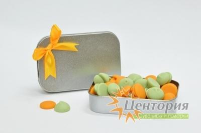 Апельсиновое драже