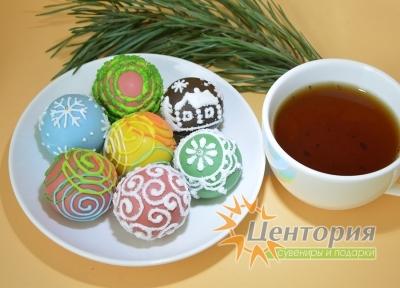 Пряничный кейкпопс Новогодний