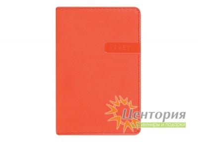 Записная книжка 8х12см Rams красная