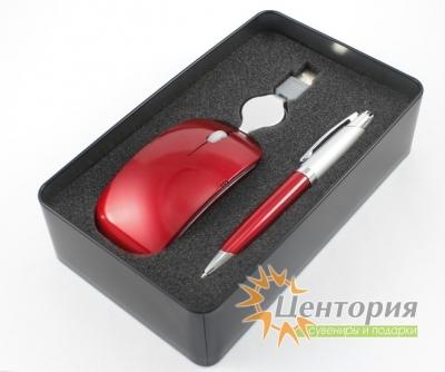 Оптическая мышь с подсветкой MO-06