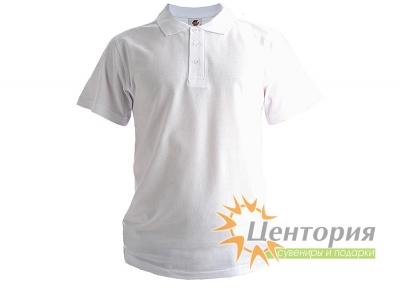 Рубашка Поло, белая