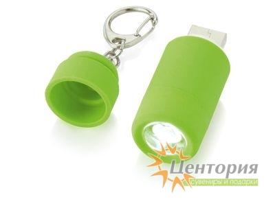 Мини-фонарь с зарядкой от USB