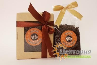 Шоколадная икра. Темный Шоколад. 100 грамм
