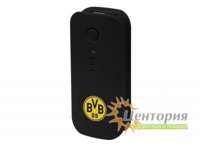 Powerbank City PB, 4000 mAh, черный, подарочная упаковка с блистером