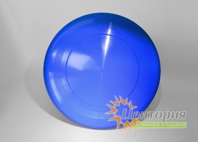 Тарелка фрисби синяя